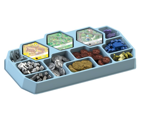 suburbia collector's - tray