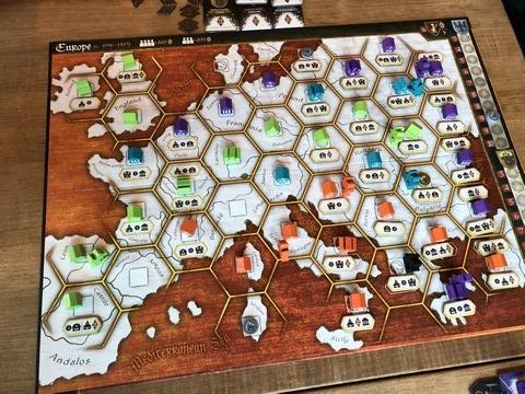Crusaders - Final Map