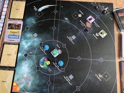 SC - Mariners - Board
