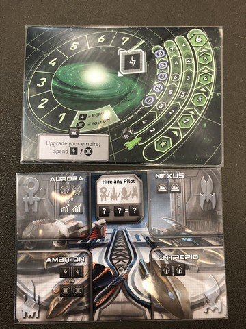 TEG - New Ships
