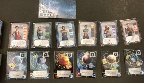 TEG - Planet Row