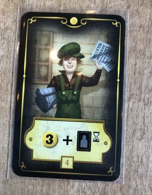 Carson City - Character card
