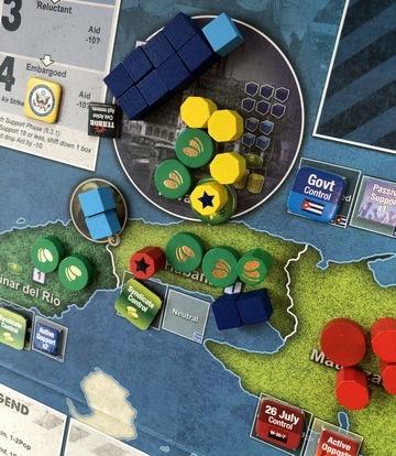 Cuba Libre - Board 2