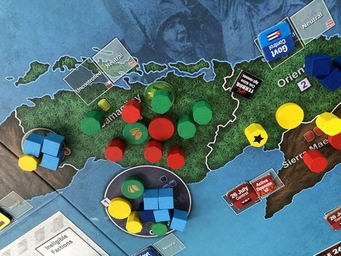 Cuba Libre - Board 3