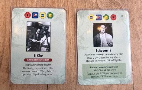 Cuba Libre - Event Cards