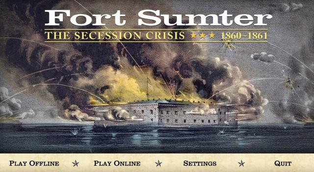 Fort Sumter Screenshot