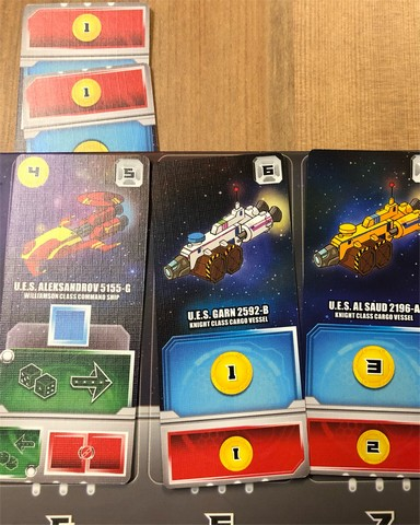 Space Base - Cards 3