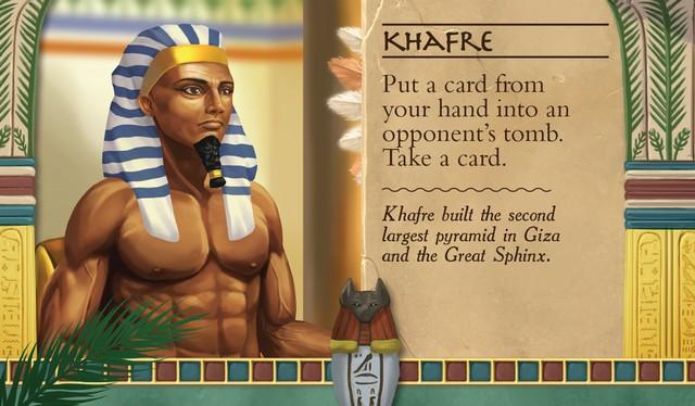VoK - Deluxe pharaoh