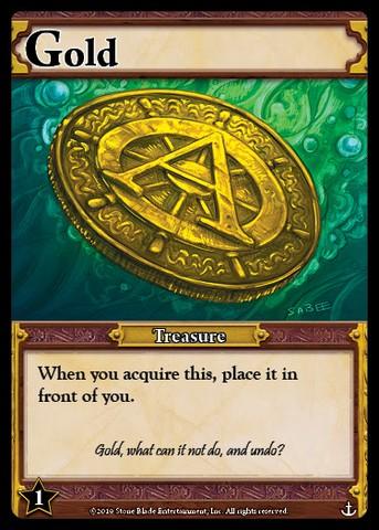 Ascension S & S - Treasure