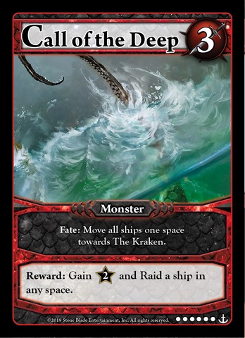 Ascension S&S - Monster