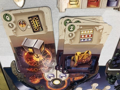 Dice Forge - Cards