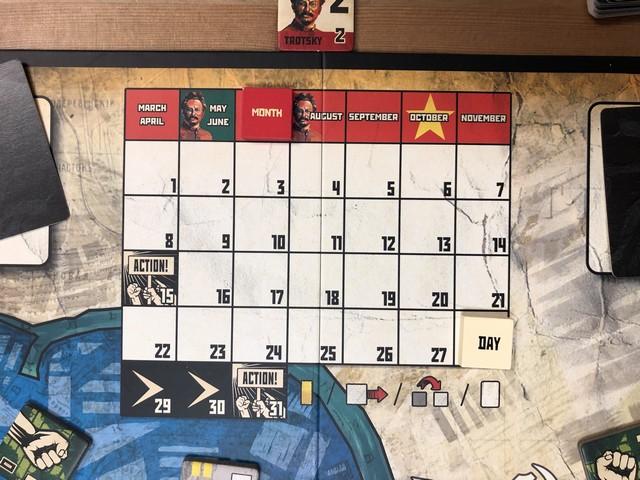 Dual Powers - Calendar