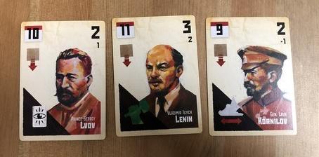 Dual Powers - Leaders Cards