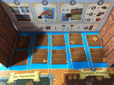 Embark - Player Board