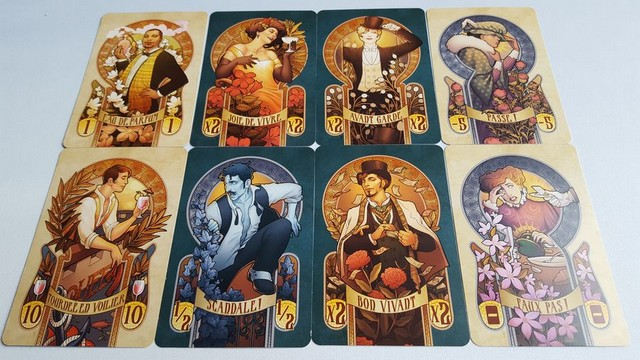 High Society Cards