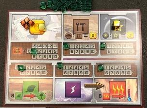 TM - Player Board