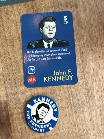 1960 - Candidate & Momentum
