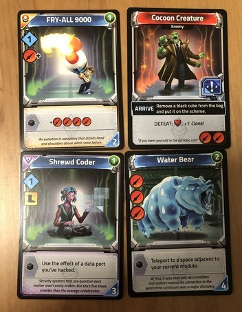 CiS Expansion - Cards