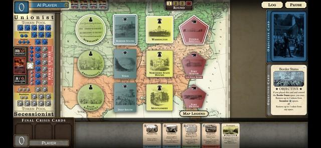 Fort Sumter Dig - Alternate Map