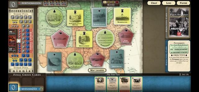 Fort Sumter Dig - Board 2