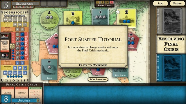 Fort Sumter Dig - Tutorial
