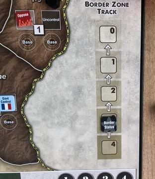 Colonial Twilight - Border Track