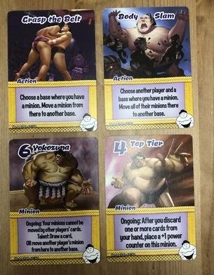 Smash Up - Sumo Wrestlers 2