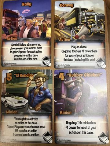 Smash Up - Truckers