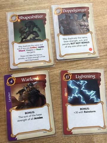 Fantasy Realms - Cards