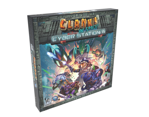 Clank in Space Cyber Station 11