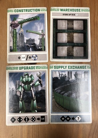 Colony - Starter Cards 2