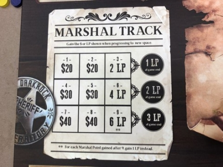 Western Legends - Marshall