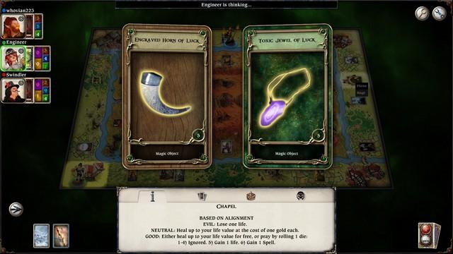 Talisman - Inventions