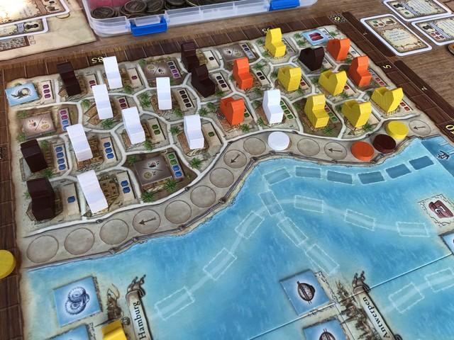 Macao - Quarters Endgame