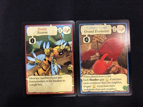 March of the Ants - Cards