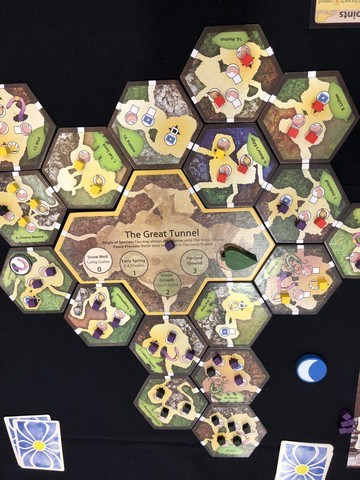 March of the Ants - Full board