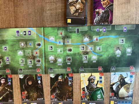 Paladins - Main Board - Right