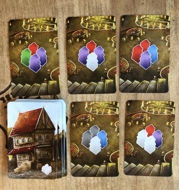 Paladins - Tavern Cards