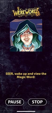 Werewords Deluxe - App Seer