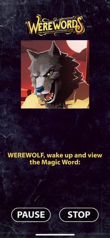 Werewords Deluxe - App Werewolf