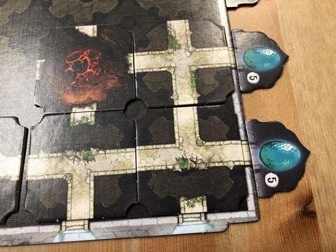 Nagaraja - Board with path 2