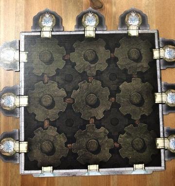 Nagaraja - Player Board
