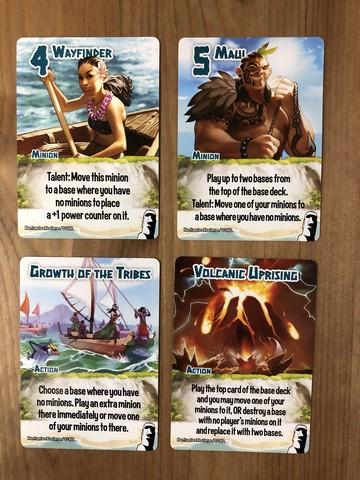 Smash Up - Polynesian Voyagers