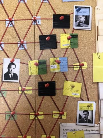 Watergate - Evidence Board