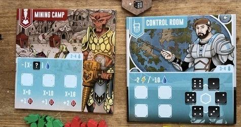 Circadians - Mining & Control Room