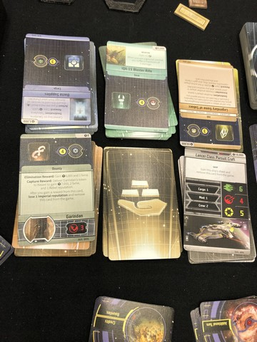Outer Rim - Cards