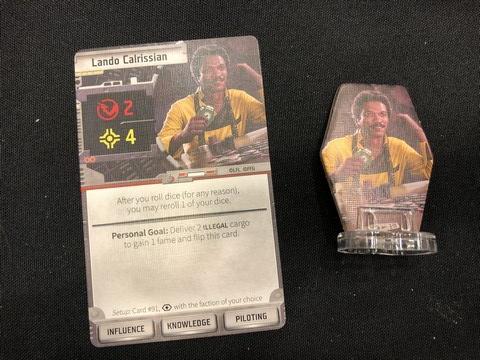 Outer Rim - Lando