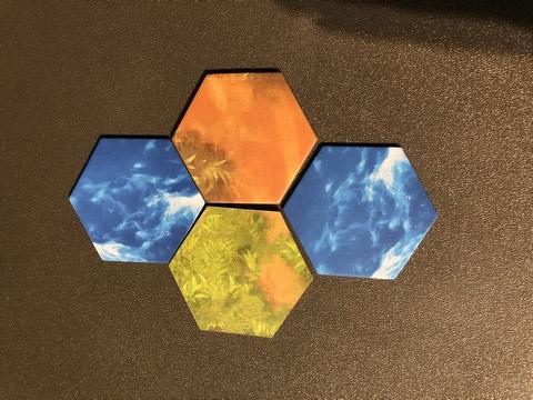 Ecos - Starting World