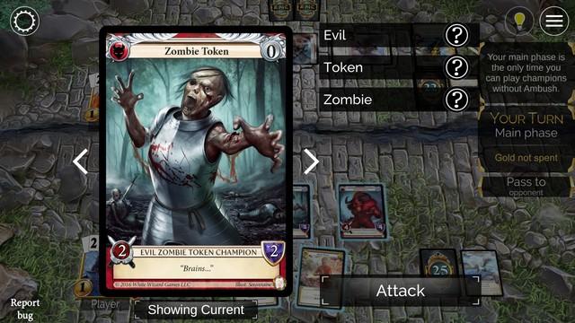 Epic - Zombie Token