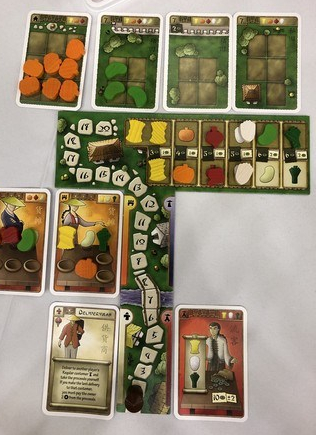 Loyang - Player Area